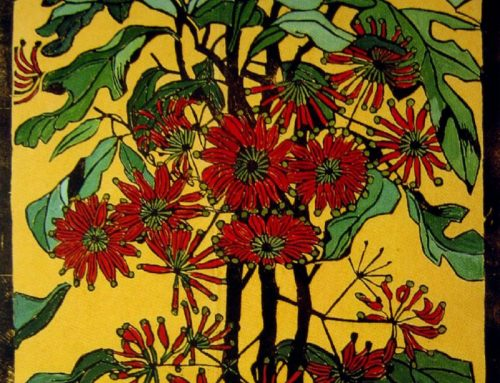 Margaret Preston – Inspired by the Australian Bush