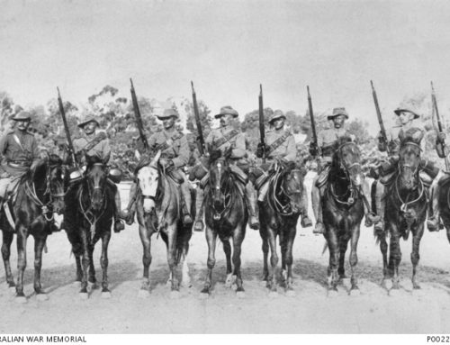 The Boer War. 'Even if I wished to surrender, and I don't, I am commanding Australians…'