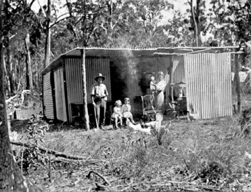 Writing our pastoral history – Soldier Settlers and the opening up of the bush
