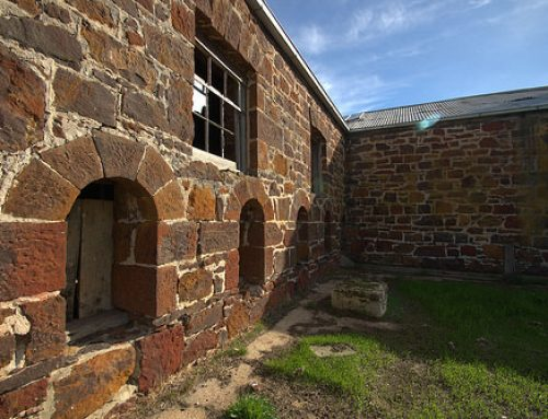 The Wimmera, woolsheds & the Scottish hero William Wallace.