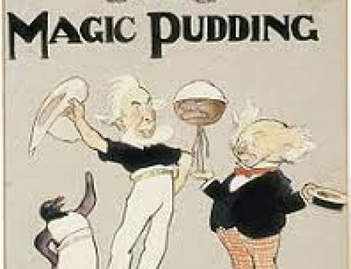 The Magic Pudding – 100 Years.