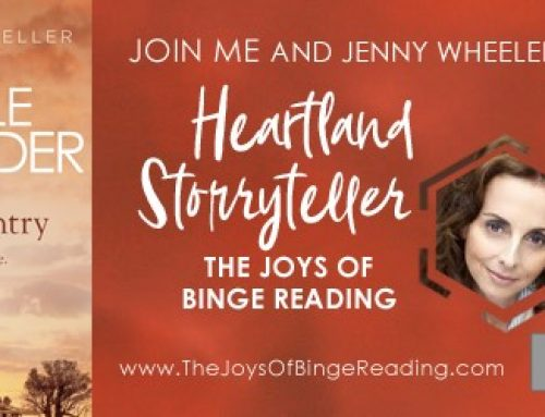 The joy of binge reading podcast