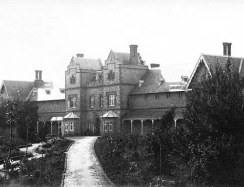 Insanity & the Adelaide Lunatic Asylum