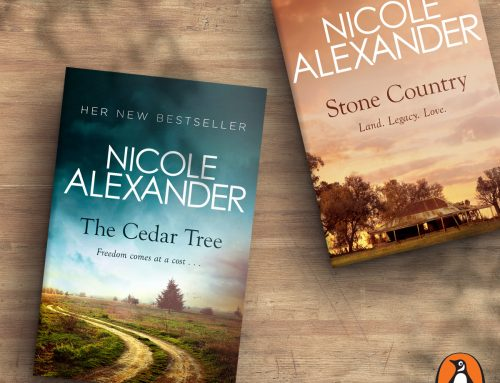 The Cedar Tree hits #4 spot on the Australian Fiction List!