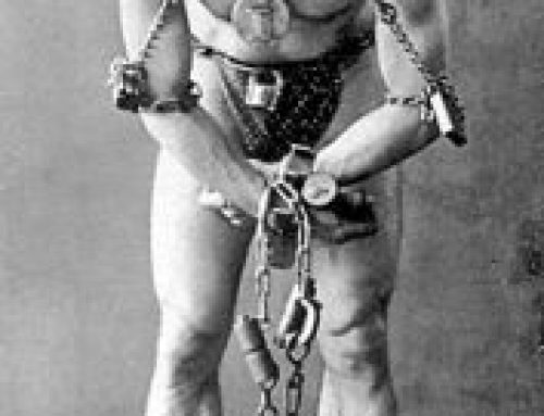 The Great Escapologist-Harry Houdini in Australia