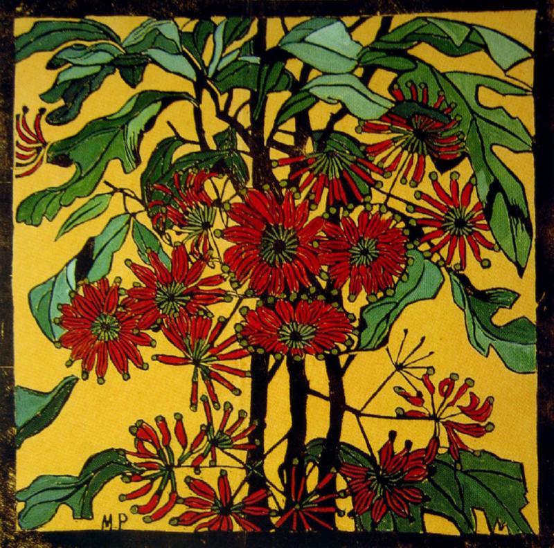 Margaret Preston – Inspired by the Australian Bush