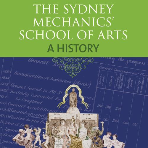 Talking history & writing at Gleebooks