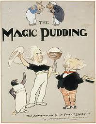 The Magic Pudding – 100 Years.